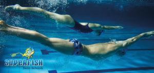 Superfish Adult Swim Fit