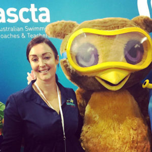 Karen Baildon Swimming Industry Speaker at ASCTA