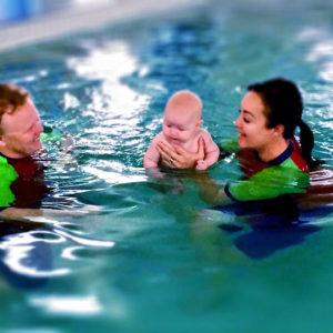 Karen Baildon Teaching Drowning Prevention