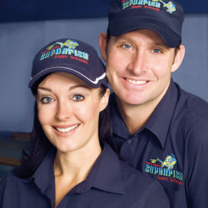 Karen and Andrew Baildon, THE Learn To Swim experts