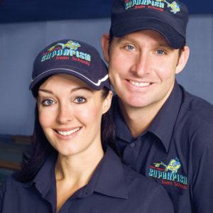 Karen and Andrew Baildon