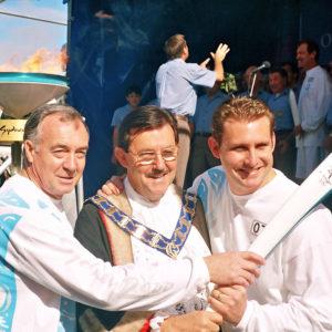 Michael Wenden, Gary Baildon, Andrew Baildon