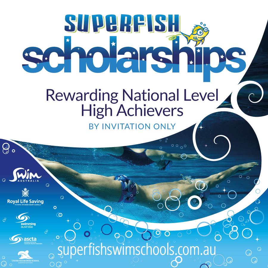 Superfish Swimming Scholarships