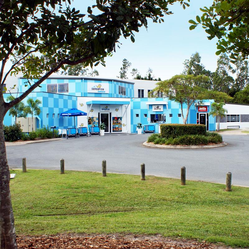 Superfish Swim School PacificPines Maudsland Gold Coast