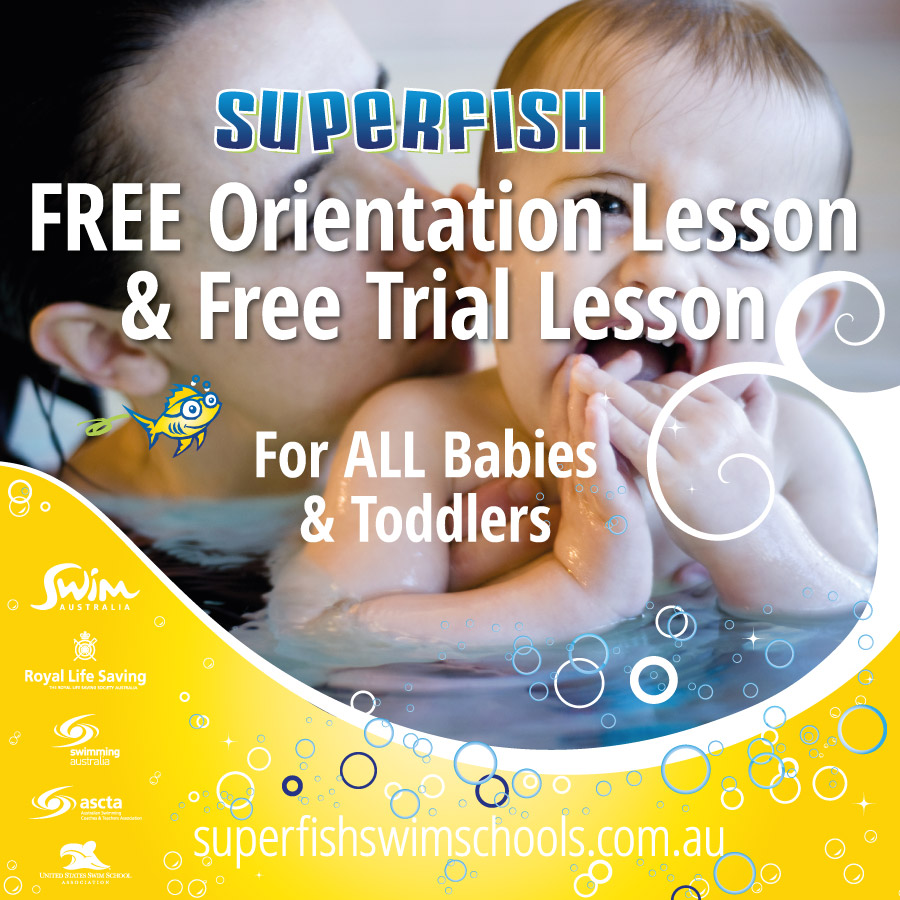 Superfish Free Orientation