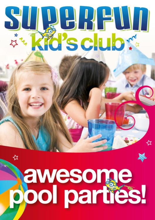 Superfish Kids Parties