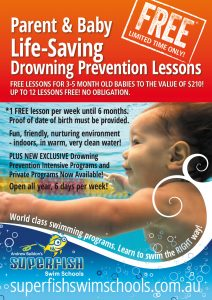 FREE Parent and Baby Lessons