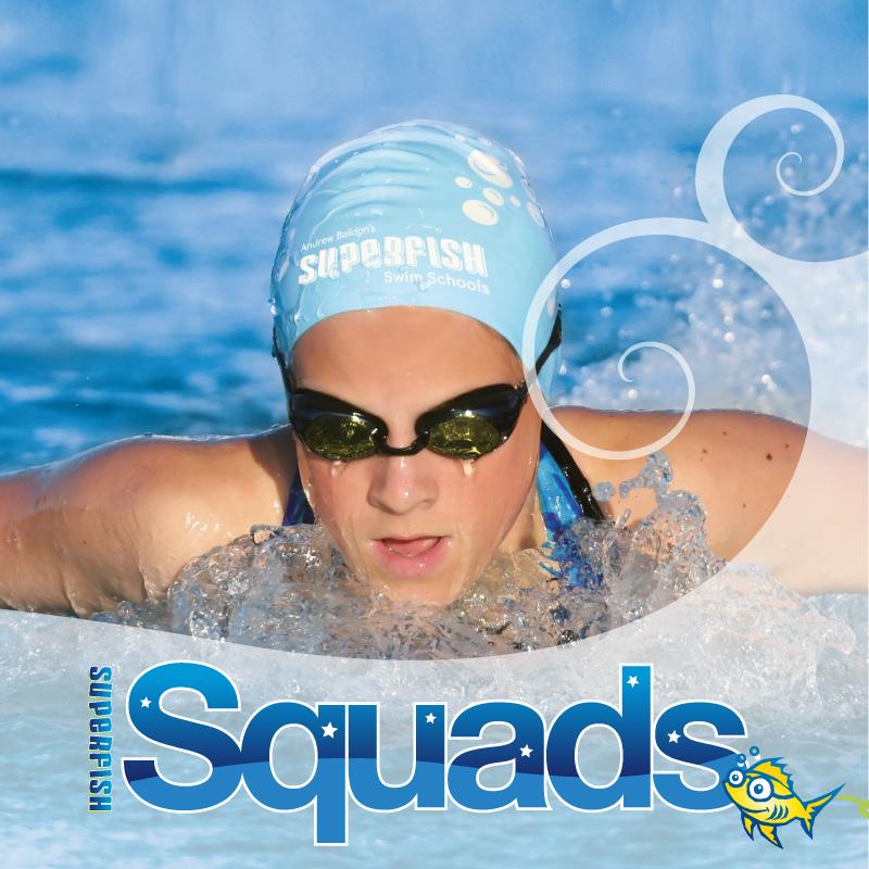 Superfish Swim Programs Squads