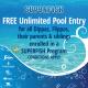 Superfish FREE Swimming Dippas Flippas Family