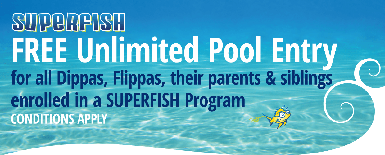 FREE Unlimited Pool Entry