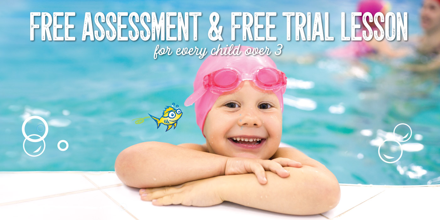 Superfish FREE Assessment and Trial Lesson for all children over 3