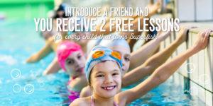 Superfish Swim Schools Introduce A Friend Promotion