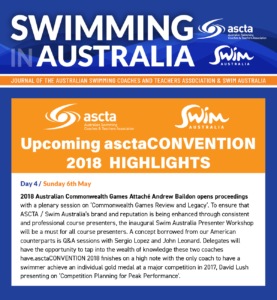 ASCTA Journal March 2018 Conference-Keynote Presenter Andrew Baildon