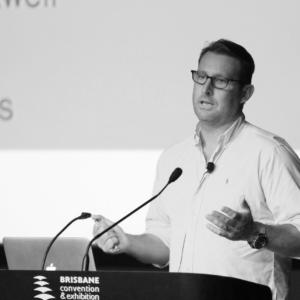 Andrew Baildon Keynote Presenter and Host