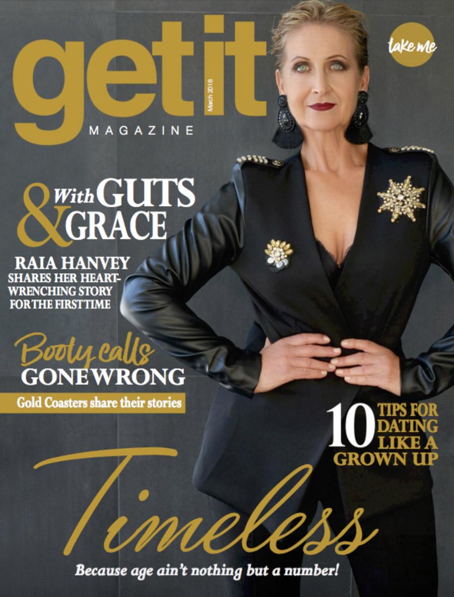 GetIt Magazine March 2018 Cover