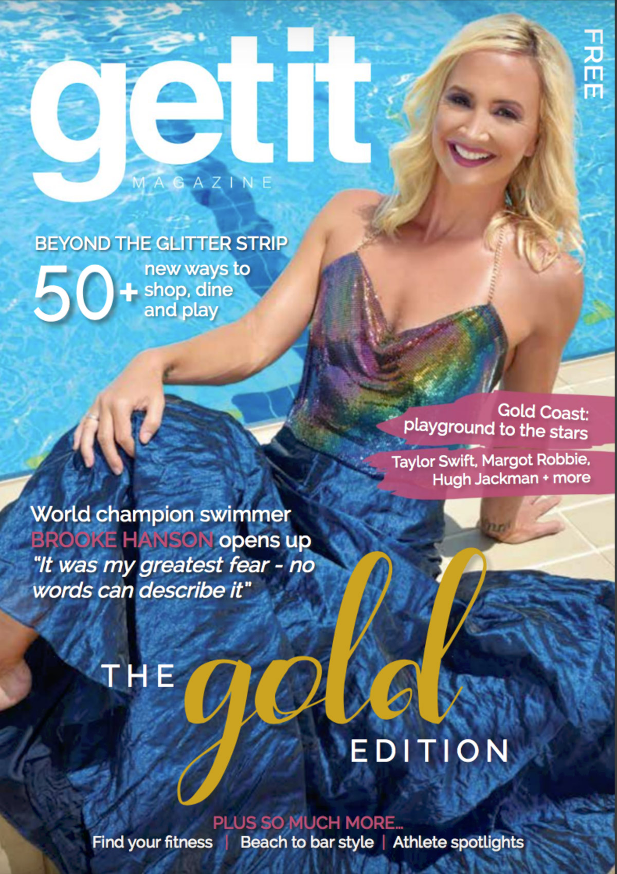 Get It Magazine April 2018 Cover