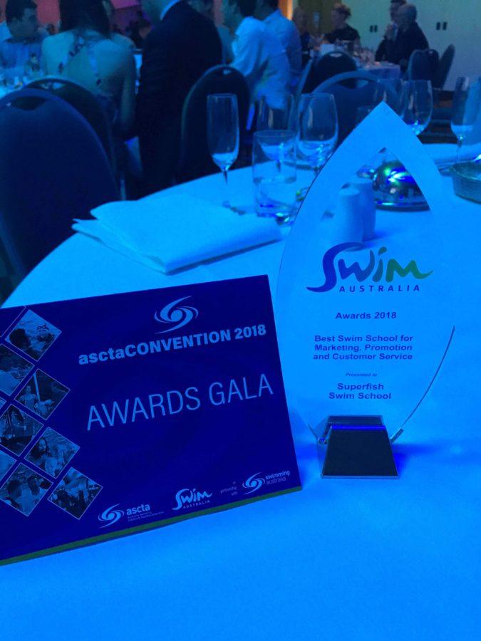 ol Australia Awards 2018 Best Swim Sch