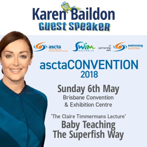 Karen Baildon asctaConvention Keynote Speaker 2018