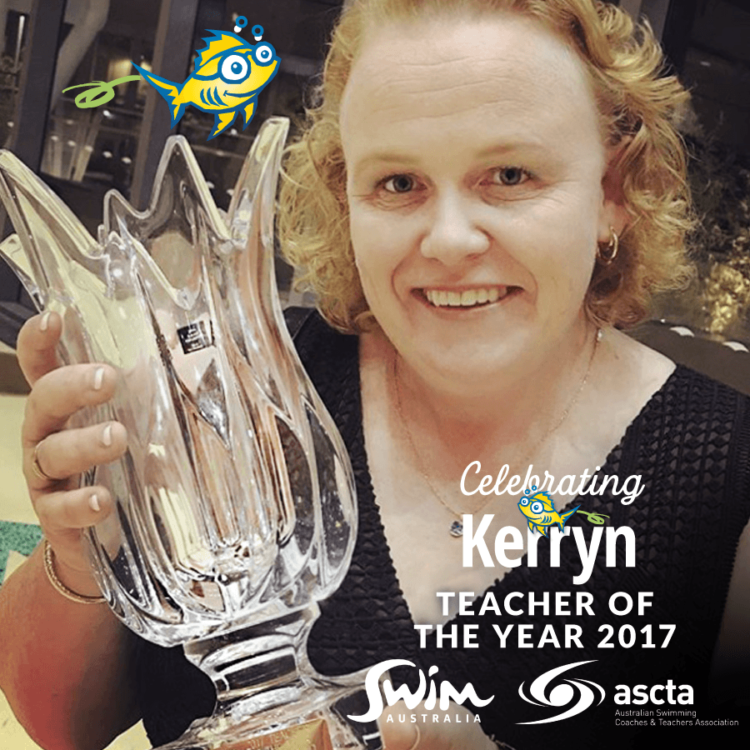 Superfish Kerryn - ascta Teacher Of The Year 2017