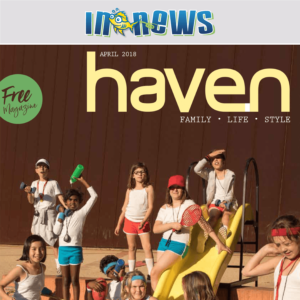 Superfish Swim Schools Haven Magazine April 2018