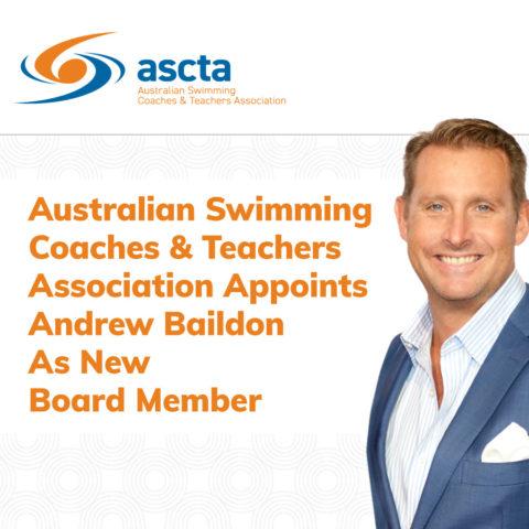 ASCTA appoints Andrew Baildon as New Board Member