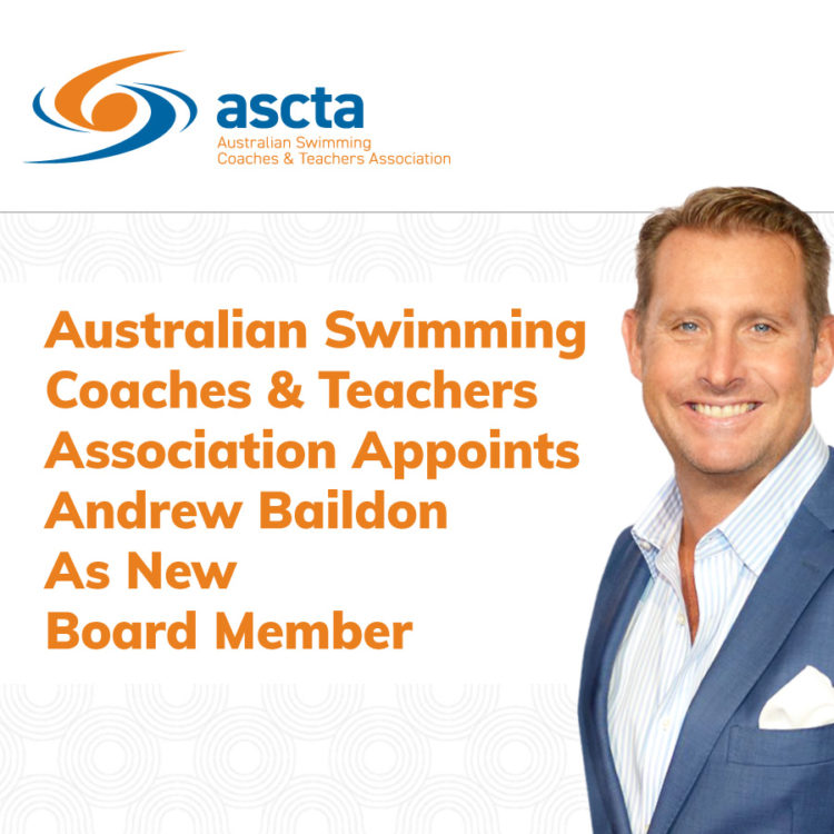 ASCTA appoints Andrew Baildon as New Board Member