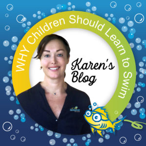 WHY Children Should Learn To Swim - Blog by Karen Baildon