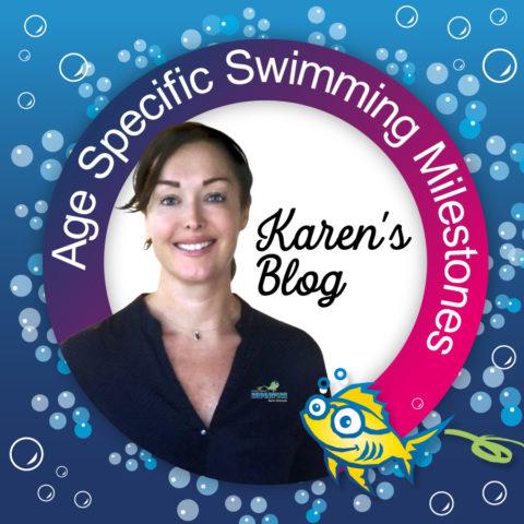 Age Specific Swimming Milestones