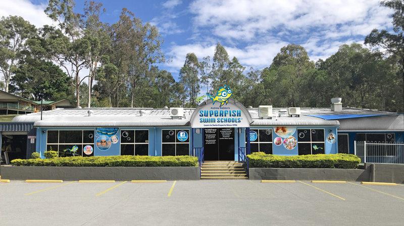 Superfish Swim Schools Worongary Artists Impression