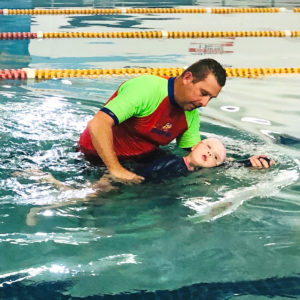 Andrew Baildon Learn To Swim and Drowning Prevention Lessons at Superfish Swim Schools