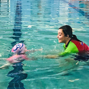 Karen Baildon Learn To Swim and Drowning Prevention Lessons at Superfish Swim Schools