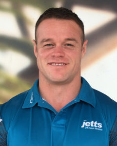 Jetts Coomera Manager Jamie