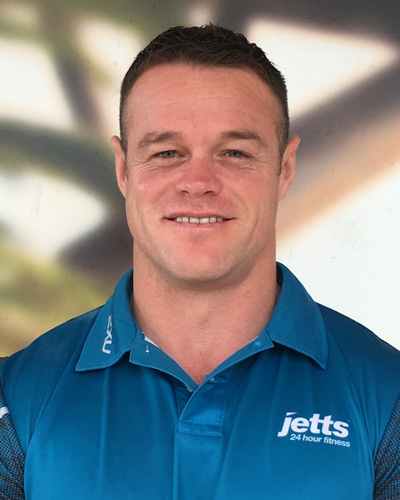 Jetts Coomera Manager Jamie