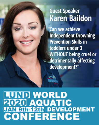 Superfish Karen Baildon WADC 2020 Guest Speaker