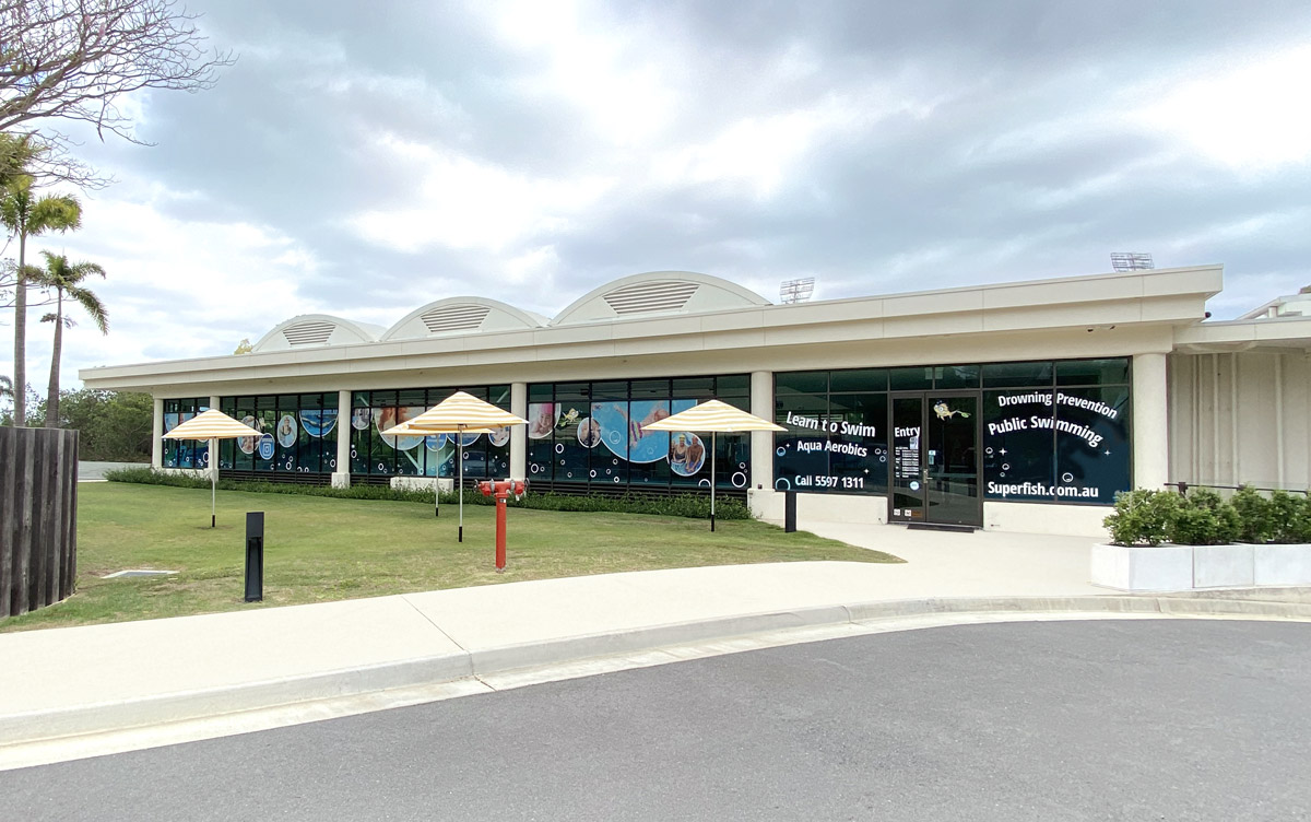 Superfish Swim Schools Benowa Gold Coast Exterior Photo Marina Concourse