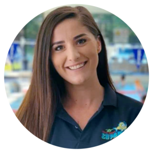 Superfish Benowa Bree Johnston Best Swim Teacher on the Gold Coast