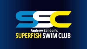 Superfish Swim Club Logo